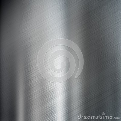 Free Brushed Steel Metal Texture Background Royalty Free Stock Photo - 46381395