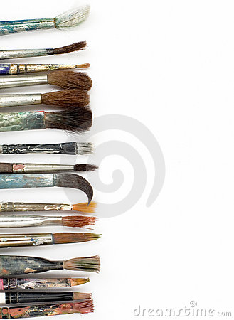 Free Brushes Stock Image - 2368951