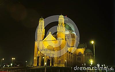 Brussels Basilica