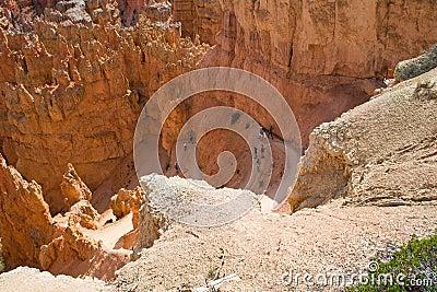 Bryce canyon Editorial Stock Photo