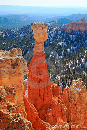 Free Bryce Canyon At Sunset Stock Photos - 14500213