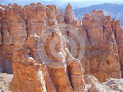Bryce Canyon crag tower
