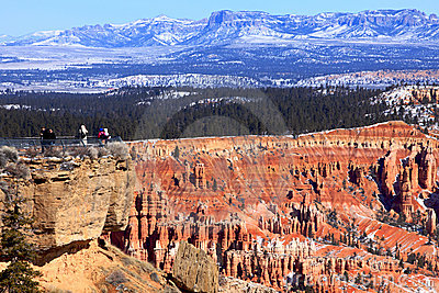 Bryce Canyon National Park Editorial Stock Image