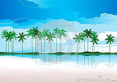 Brzegowy tropikalny