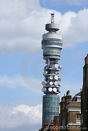 Bt tower london