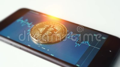 Does bitcoin trade on the stok market