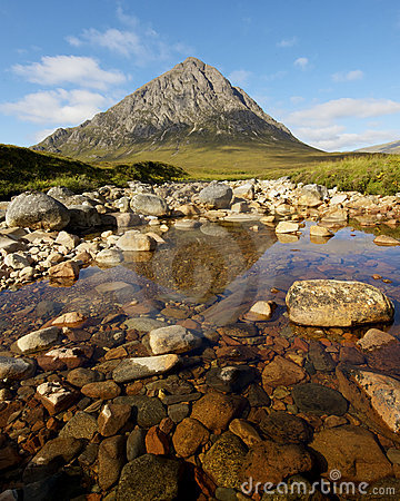 Buachaille Etive Mor mountain