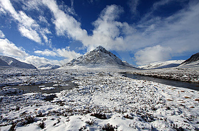 The Buachoille Etive