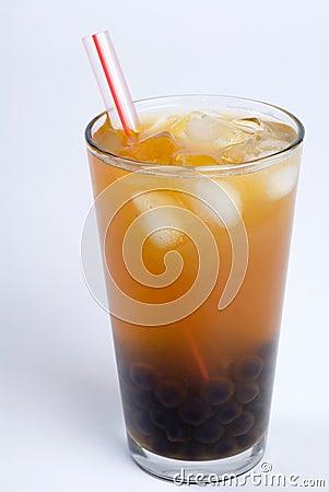bubble green tea