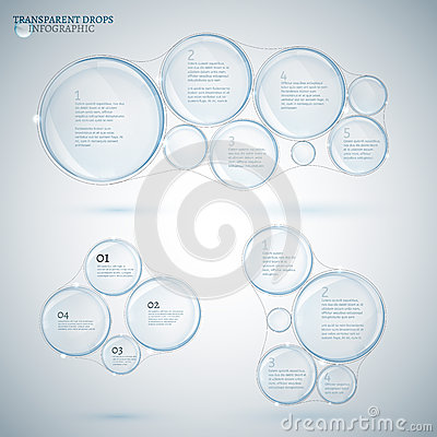 Free Bubble Infographic 02 A Copy Royalty Free Stock Images - 55932949