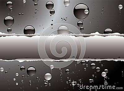 Bubble rip white