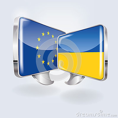 Bubbles with Europe and Ukraine
