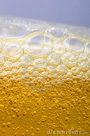 Free Bubbles In Beer Stock Images - 5474164