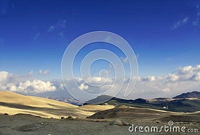 Bucegi Mountains