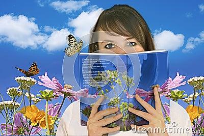 Buch lesen 2