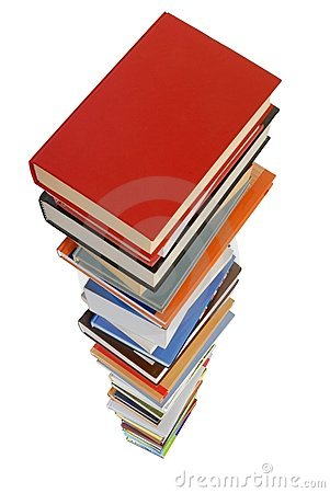 Buch-Stapel
