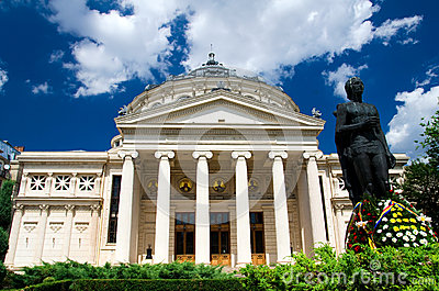 Bucharest - The Atheneum