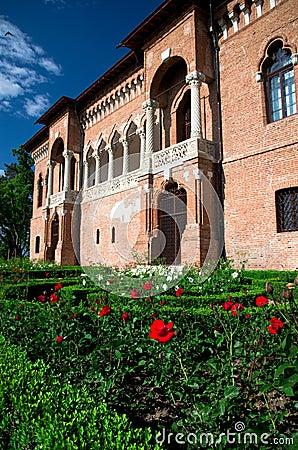 Bucharest - Mogosoaia Palace