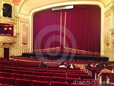 Bucharest Opera House Editorial Photography