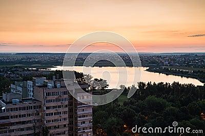 Bucharest outskirts
