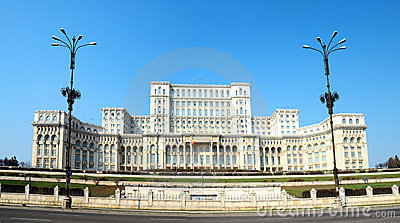 Bucharest - Parliament palace