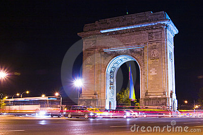 Bucharest Triumphal Arch
