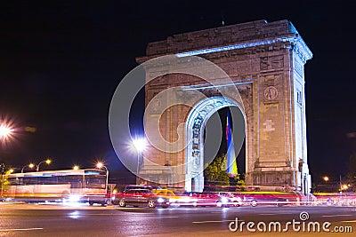 Bucharest Triumphal Arch