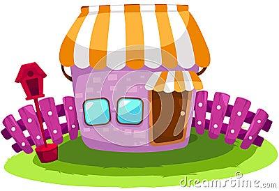 Bucket house