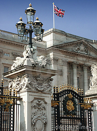 Free Buckingham Palace Royalty Free Stock Photo - 1083815