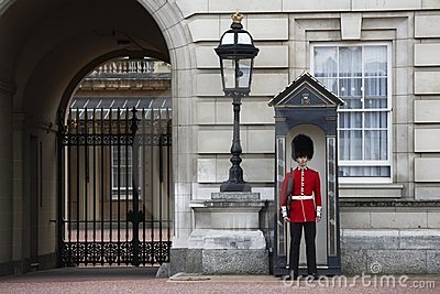 Buckingham Palace Editorial Photography