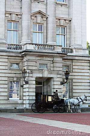 Buckingham Palace Editorial Image