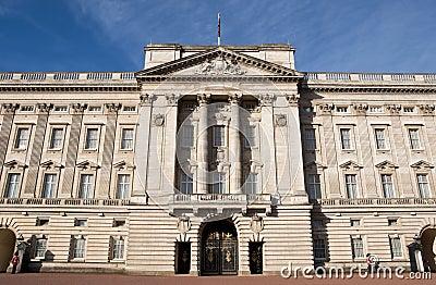 Buckingham Palace Editorial Photography
