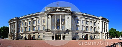 Buckingham palace - London UK Editorial Stock Photo