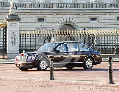 Buckingham palace Editorial Stock Image