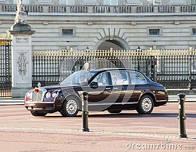 Buckingham palace Editorial Stock Image