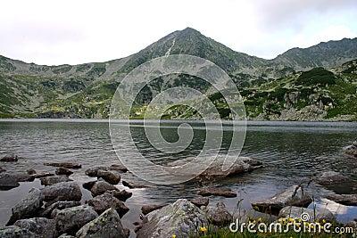 Bucura lake view