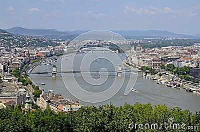 budapest die hauptstadt von ungarn stockbilder bild 32878684. Black Bedroom Furniture Sets. Home Design Ideas