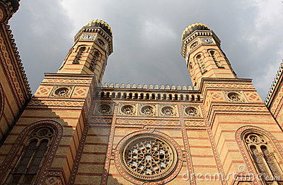 Budapest. Great Synagogue