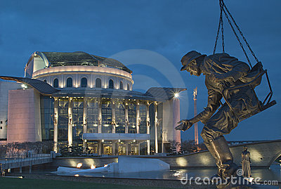 Budapest - Hungarian National Theatre