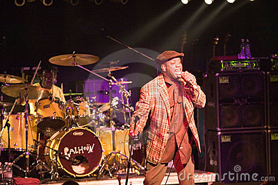 BUDAPEST: Living Colour Band performs Editorial Photography