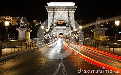 Budapest nightlife.