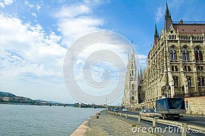 Budapest Parliament Building 1