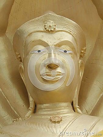 Budda oczy s