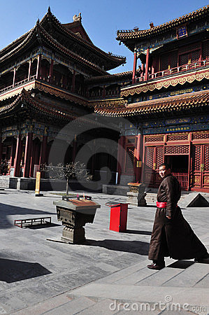Buddaism Cultur in China Editorial Image