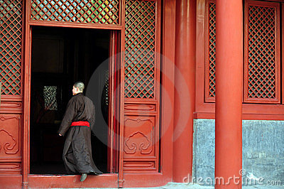 Buddaism Cultur in China Editorial Photo