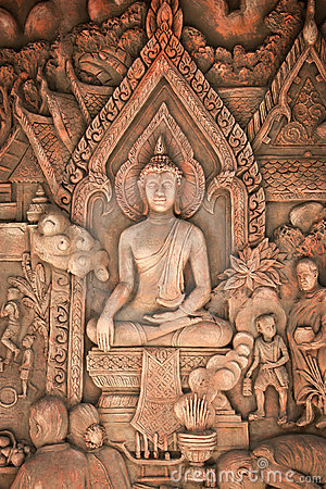 Buddha , Art And Culture
