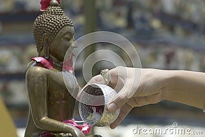 Buddha Bath 3
