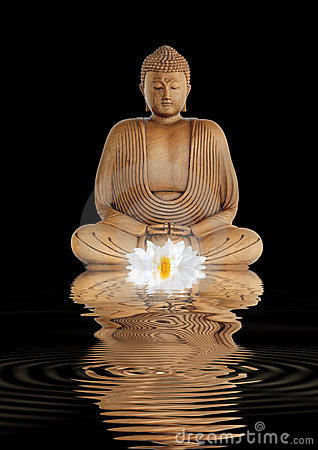 Free Buddha Contemplation Stock Photography - 6441162