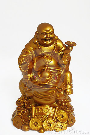 Buddha de riso
