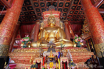 Buddha en Tailandia